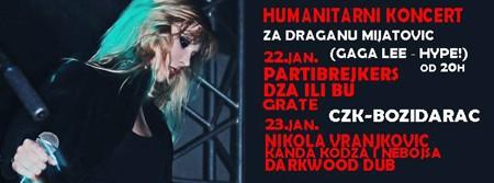 Darkwood Dub, Nikola Vranjković i KKN za Gagu Lee