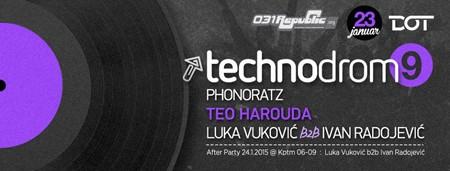 Technodrom u centru Beograda!