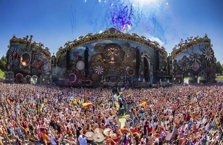 Najbolji nastupi sa Tomorrowland festivala na MTV-u