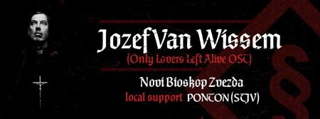 "Jozef Van Wissem u ""Zvezdi"""