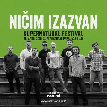 Ničim izazvan na 9. Supernatural festivalu