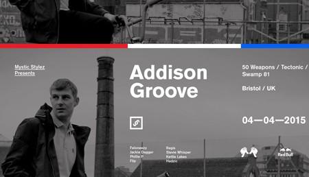 """Drug§tore subota: """"Mystic Stylez"""" predstavlja Addison Groove"""