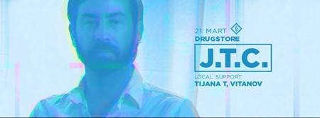 Techno Hits Drug§tore: JTC & Tijana T & Vitanov!