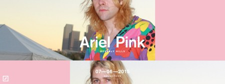 Ariel Pink nastupa u klubu Drug§tore!