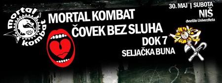 Mortal Kombat, ČBS, Dok7 i Seljačka buna u Nišu!