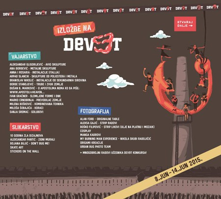 Danas počinje DEV9T! Program i satnica!