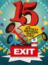 Pogledaj miks najvećih hitova ovogodišnje Exit Avanture i osvoji vredne nagrade!