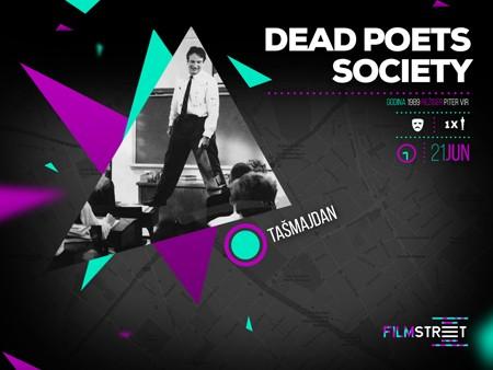 """Filmstreet predstavlja: """"Društvo mrtvih pesnika"""""""