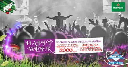 Serbia Wonderland Happy Week