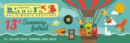 Sutra počinje 13. Summer3p festival!