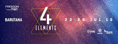 "Novi festival ""4 elements"" u Barutani od 23. do 26. jula!"