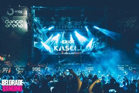 Erick Kasell posle EXIT Dance Arene najavljuje još jedan spektakl u subotu!