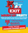 Vodimo te na EXIT žurku zagrevanja na Banging Summer Areni