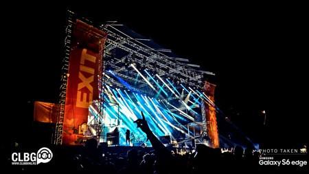 Exit 2015 - Photo by Marina Bugarčić - Via #GalaxyS6Edge