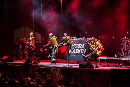 Rudimental i Dubioza širili ljubav na Sea Dance festivalu! Photo by A-Kamasi