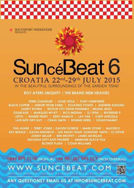 SUNcéBeat 2015 u Tisnom (HR)