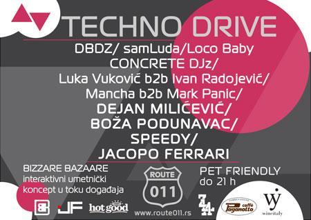 Techno Drive