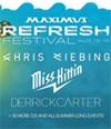 Promotivne žurke za 9. Refresh festival