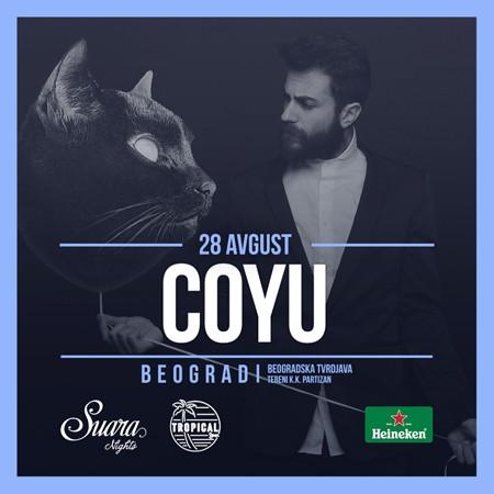 DJ Coyu & Tropical Inn za MANJU!