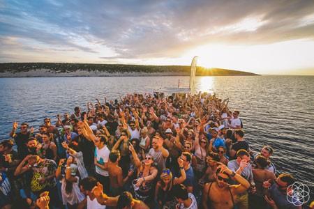 Boat party - Sonus 2015