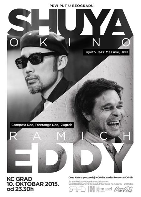 Shuya Okino & Eddy Ramich @ KC Grad