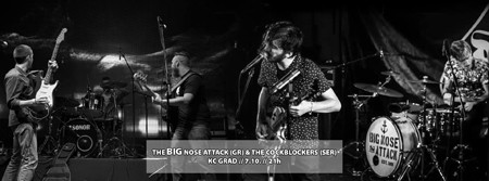 Blues rock iznenađenje u KC Gradu!