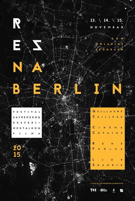 """2. """"Rez na Berlin"""" filmski festival u DOB-u"""