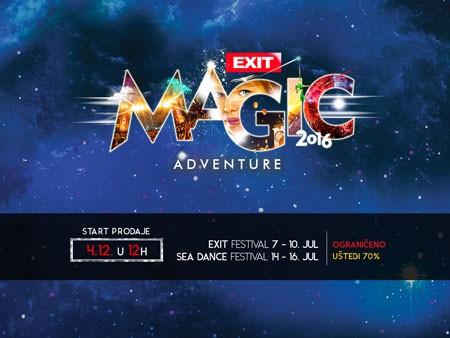 Pogledaj zvanični trejler za Exit Avanturu i otkrij zašto je magična!