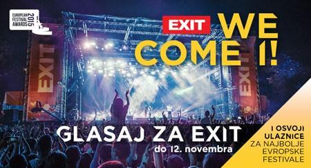 Exit i Sea Dance na putu do evropske titule