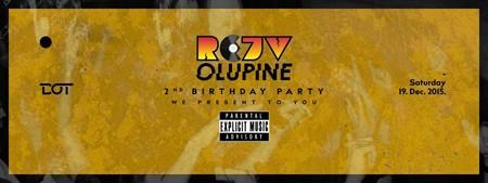 Rejv Olupine slave 2. BDay @ DOT