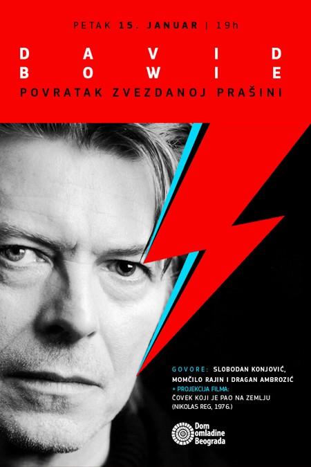 David Bowie: Povratak zvezdanoj prašini