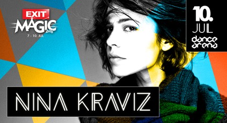 Nina Kraviz napokon na EXIT Dance Areni