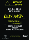 Pionir tehno muzike ponovo u Beogradu!