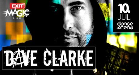 Carola i Clarke za Techno All-Stars nedelju na EXIT Dance Areni!