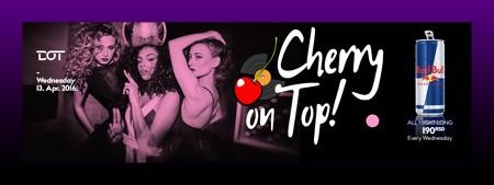 Cherry On Top i ove srede u klubu Dot