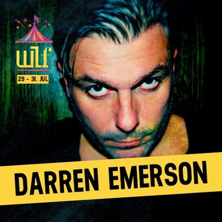Darren Emerson na Šabačkom letnjem festivalu!
