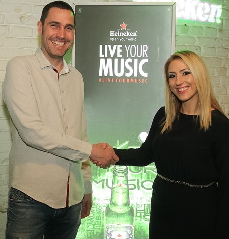 Heineken zvanično pivo EXIT festivala!