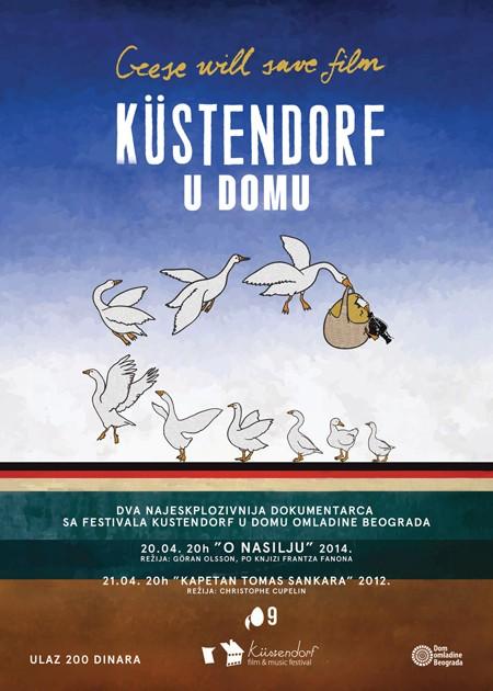 Kustendorf u DOB-u!