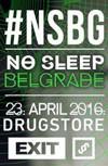 Vodimo vas na drugo veče No Sleep eventa!