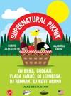 DJ legende i Zelena pijaca na Supernatural pikniku
