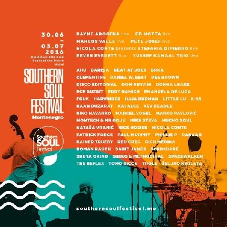 Southern Soul Festival 2016