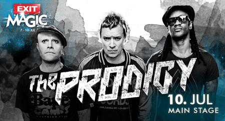 The Prodigy stižu na EXIT festival!