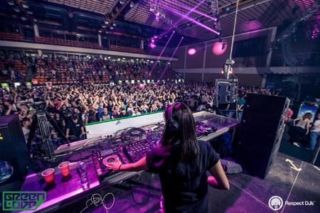 3000 rejvera obeležilo Green Love žurku - Photo by Bernard Bodo