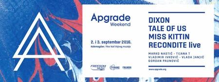 Apgrade Weekend na Kalemegdan dovodi lidere svetske scene!