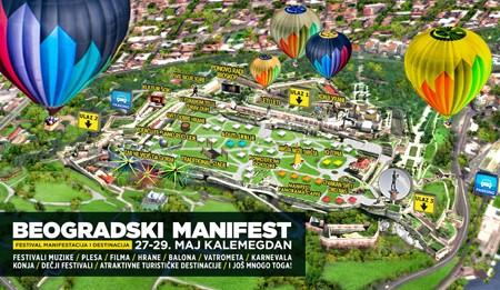 Počinje Beogradski Manifest 2016