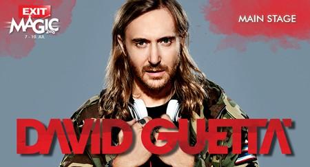 David Guetta na EXIT donosi najveći spektakl u karijeri!