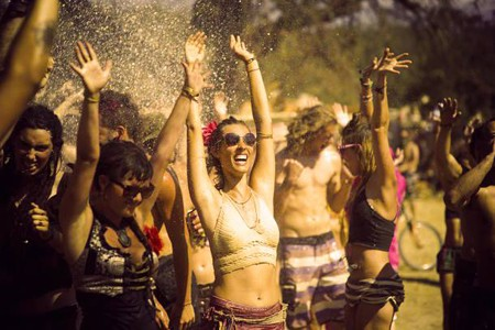 Dnevni rejv na Kalemegdan Summer Festivalu