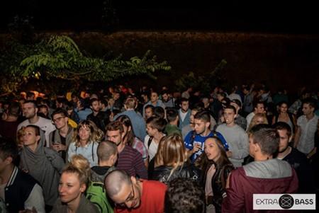 Extra Bass vikend promo zabave Dimensions i Outlook festivala