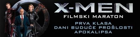 Filmski X-Men maraton!