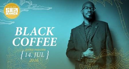 Jeff Mills i Black Coffee na Jazu